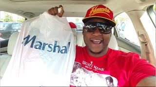 SHOPPING VLOG!!! MARSHALLS STEAL!!!