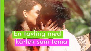 Deltagarna Kärlekshyllar Varandra I Tävlingen Love Bombing I Love Island Sverige 2018 (TV4 Play)