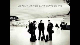 U2   In A Little While (Lyrics Provided)
