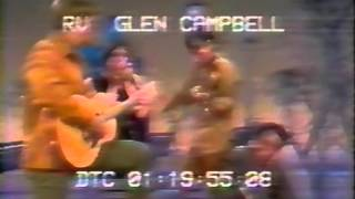 "Glen Campbell Sings ""Flushed From the Bathroom of Your Heart"""