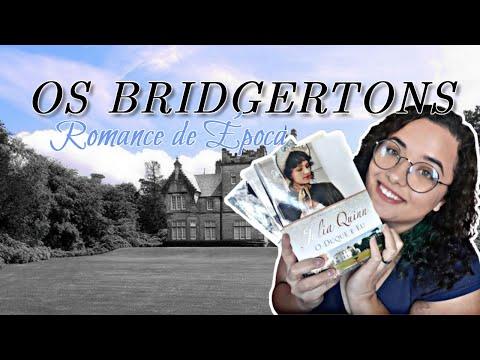 Finalmente eu li Os Bridgertons