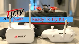 TinyHawk 2 Freestyle RTF (ready to fly) Kit - Everything you need to start flying FPV!