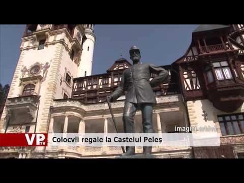 Colocvii regale la Castelul Peleș