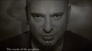 Disturbed ~The Sound of Silence ~Lyrics - YouTube