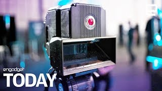 RED is building an 8K 3D camera for its holographic phone | Engadget Today