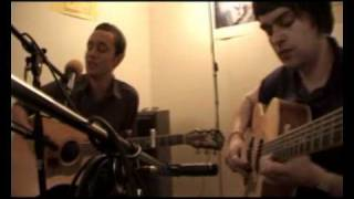 Editors   Someone Says (live & Acoustic @ Planet Claire 22 06 2005)