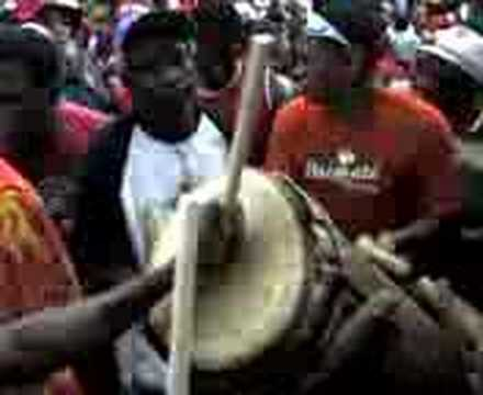 Tambores San Juan 1 de junio 2008(Parte 3)