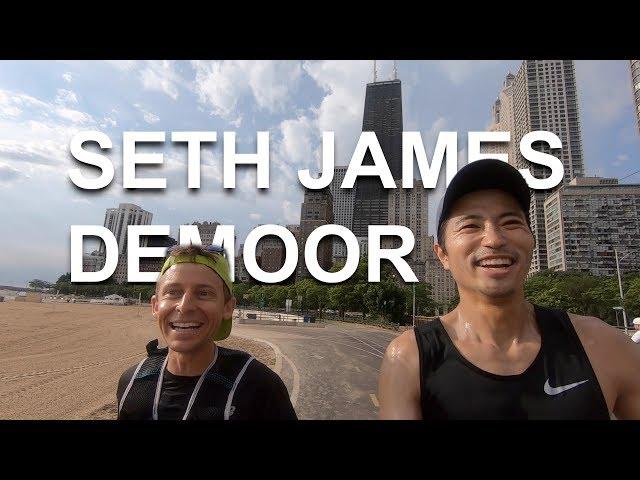 Running with Seth James Demoor