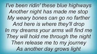 Alan Jackson - Anywhere On Earth You Are Lyrics