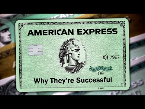 American Express - Why They're Successful