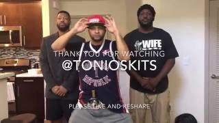 Tonio Skits-Call a Dominican 1