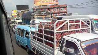 preview picture of video 'Traffic jam in Kathmandu'