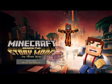 Minecraft: Story Mode - Season Two - FINALE TRAILER thumbnail