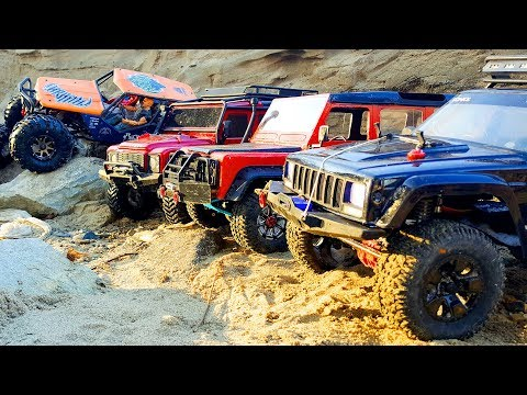 RC Cars OFF Road Traxxas TRX4, Axial SCX10, Wraith — RC Extreme Pictures