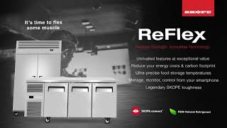 Reflex: Reliable Strength. Incredible Technology