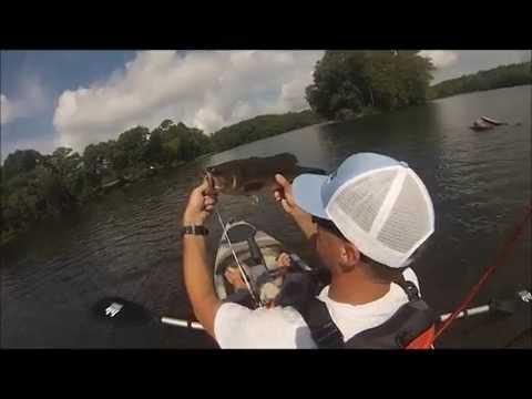 Summer Bass Fishing- Millsboro Pond