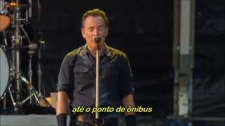 Bruce Springsteen - My Hometown - Legendado(Hyde Park/2014)