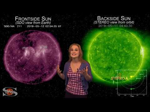 Solar Storm Forecast – May 15, 2019 at 04:47PM