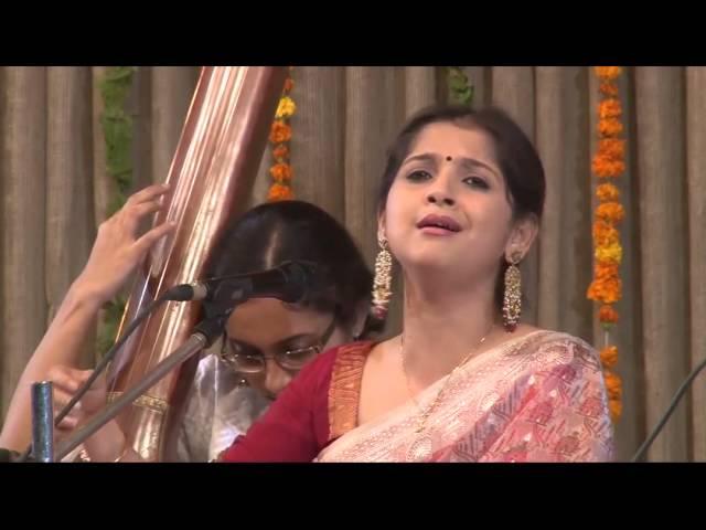Saptak Annual Music Festival - 2014 - Ms.Kaushiki Chakrabort