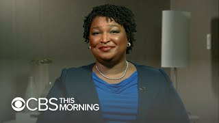 """Stacey Abrams says Georgia Democrats have """"nothing to do with"""" alleged hacking"""