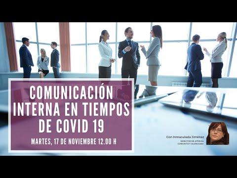 Webinar Comunicación interna en tiempos de Covid19[;;;][;;;]