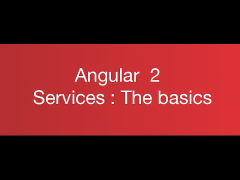 angular2-services