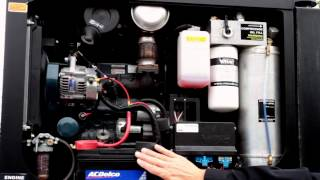 Getting to Know Your VMAC 60 CFM Diesel Driven Air Compressor