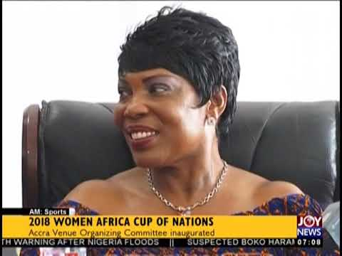 2018 Women Africa Cup Of Nations - AM Sports on JoyNews (21-9-18)
