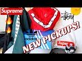 HUGE SNEAKER & CLOTHING HAUL! ADIDAS - SUPREME - JORDAN - STUSSY - TOPMAN - ALL FIRE PICKUPS!