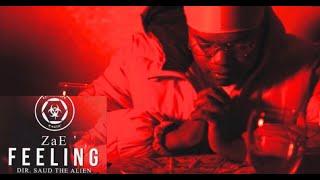 ZaE - Feeling (Official Music Video) || DIR. @saudthealien