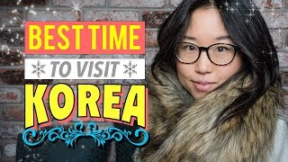 When You Should Visit Korea ♦ Winter, Spring, Summer or Fall?