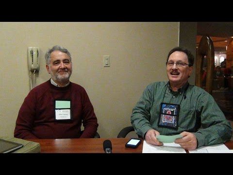 Author Spotlight: Robert Lopresti with H.S. Clark