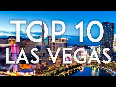 TOP 10 things to do in LAS VEGAS 2018 | City Guide