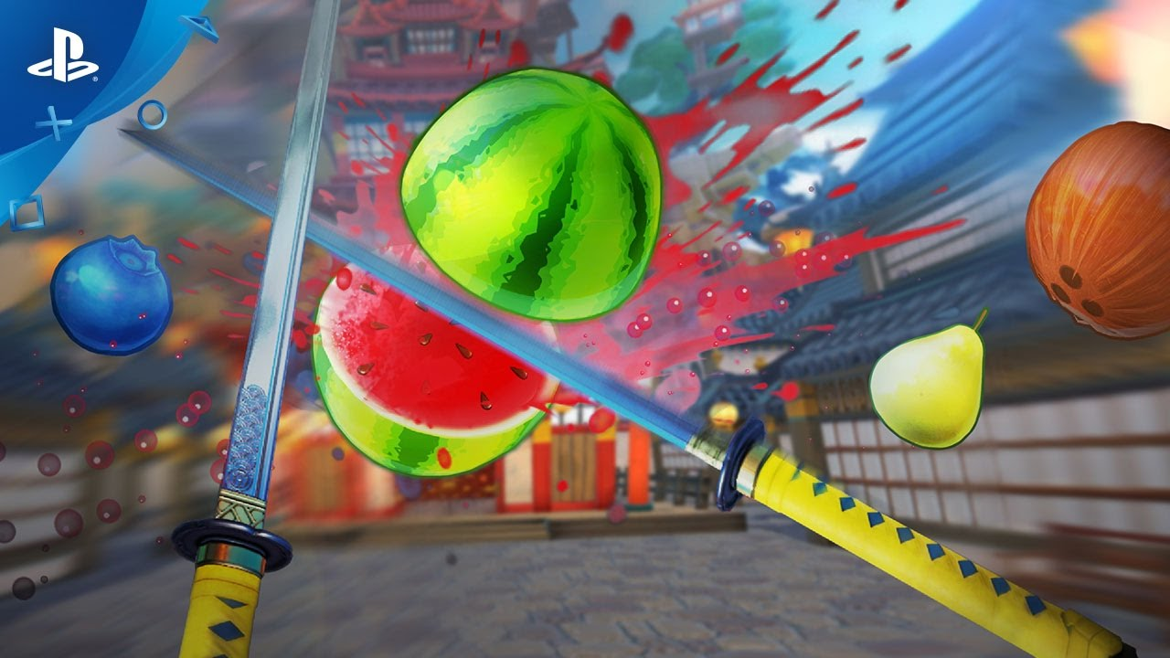 Fruit Ninja VR Chops Its Way onto PS VR Today