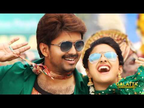 Keerthy-Suresh-is-a-Thalapathy-fan