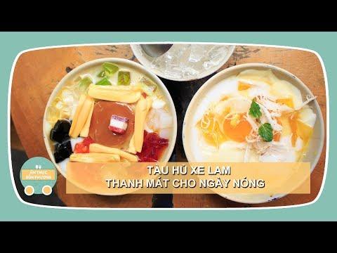 TÀU HỦ XE LAM - Giải nhiệt mùa hè | Tàu Hủ Đá - Món Ngon Đường Phố - Vietnamese Street Food