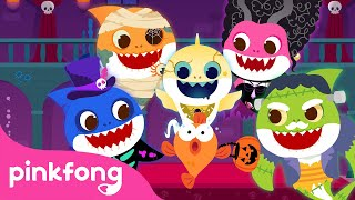 Welcome to the Baby Shark's Haunted House 👻  Halloween Songs   Pinkfong Songs for Children