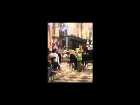 Mozart Concertone with Violinist, James Buswell: Live from Perugia, Italy, 2011