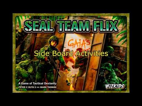 Side Board Activities