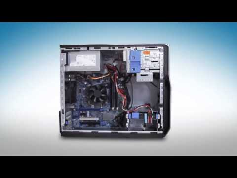 www.isistasyonu.com Dell Precision T1600 workstation.mp4