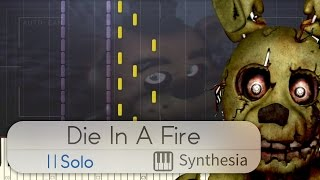 Die in a fire - The Living Tombstone