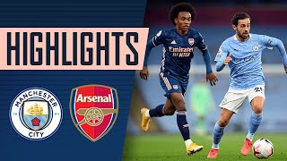 Manchester City 0-1 Arsenal Pekan 5