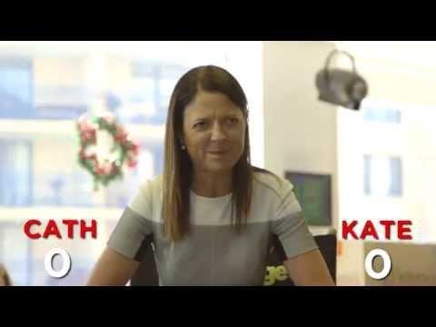 Kate Ritchie VS NOVA CEO Cath O Connor in Quick Draw