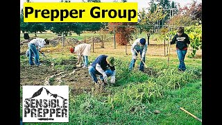 How to Form a Prepper Group