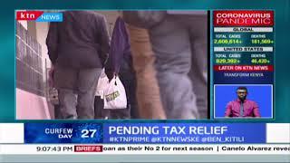 Kenyans yet to enjoy tax relief awaiting parliament to pass amendment bill