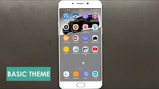 Oppo F1s Nougat 7 1 version installation | flash android 7 1