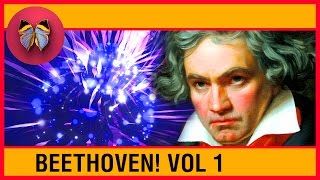 Бетховен №1 классическая музыка для ШКОЛЬНИКОВ  moonlight prelude composer studying music van