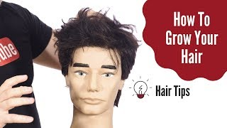 How to Grow Out Your Hair - TheSalonGuy