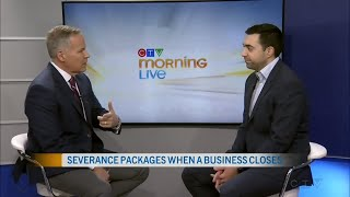 Severance Pay When a Business Closes
