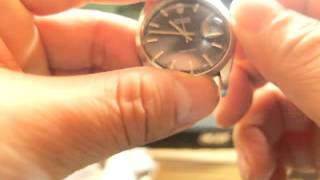grey dial 6694 winding
